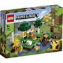 LEGO Minecraft 21165, Bigården