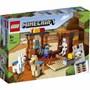 LEGO Minecraft 21167,Handelsstedet