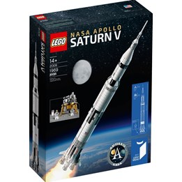 LEGO Ideas 21309, LEGO® NASA Apollo Saturn V