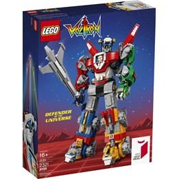 LEGO Ideas 21311, Voltron