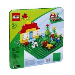 LEGO DUPLO Klosser 2304, Stor Grønn Byggeplate