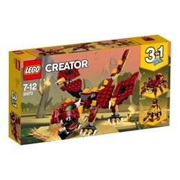 LEGO Creator 31073, Mytiske skapninger