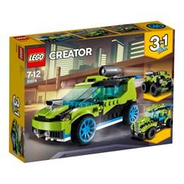 LEGO Creator 31074, Rakettdrevet rallybil