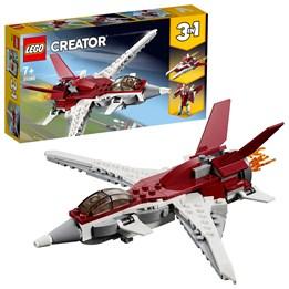 LEGO Creator 31086, Futuristisk jager