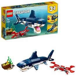 LEGO Creator 31088, Dypvannsskapninger