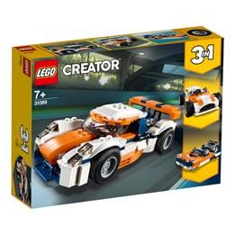 LEGO Creator 31089, Baneracer