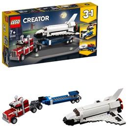 LEGO Creator 31091, Romfergetrailer