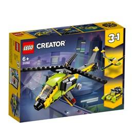 LEGO Creator 31092, Helikoptereventyr