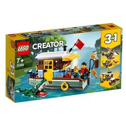 LEGO Creator 31093, Husbåt