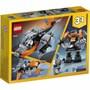 LEGO Creator 31111, Kyberdrone