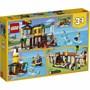 LEGO Creator 31118, Surferens strandhus