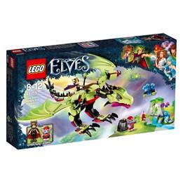 LEGO Elves 41183, Trollkongens Onde Drage