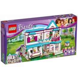 LEGO Friends 41314, Stephanies Hus