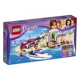 LEGO Friends 41316, Andreas Speedbåthenger