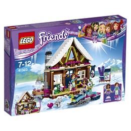 LEGO Friends 41323, Vintersportstedets Luksushytte