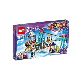 LEGO Friends 41324, Vintersportstedets Skiheis