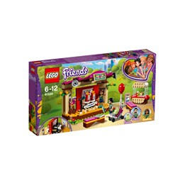 LEGO Friends 41334, Andreas parkoppvisning