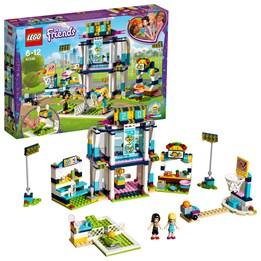LEGO Friends 41338, Stephanies idrettsarena