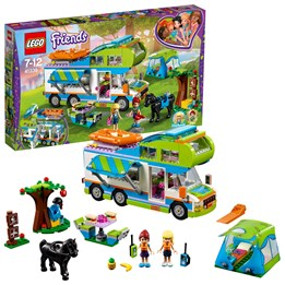 LEGO Friends 41339, Mias campingbil
