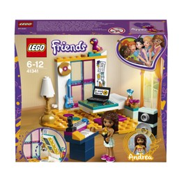 LEGO Friends 41341, Andreas soverom