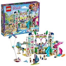 LEGO Friends 41347, Heartlake City feriested