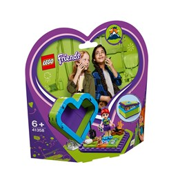 LEGO Friends 41358, Mias hjerteboks