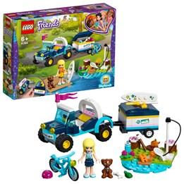 LEGO Friends 41364, Stephanies buggy og henger