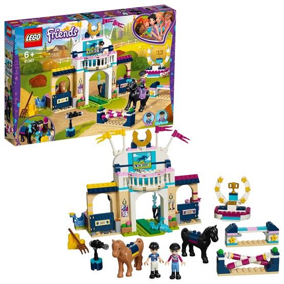 LEGO Friends 41367, Stephanies hesteshow