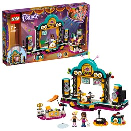 LEGO Friends 41368, Andreas talentshow