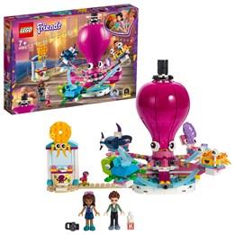 LEGO Friends 41373 - Morsom blekksprut-tur