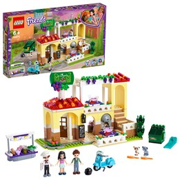 LEGO Friends 41379 - Restaurant i Heartlake City