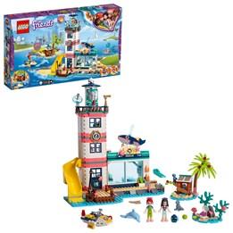 LEGO Friends 41380 - Fyr-redningssenter