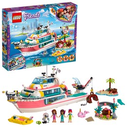 LEGO Friends 41381 - Redningsbåt