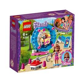 LEGO Friends 41383, Olivias hamsterlekeplass