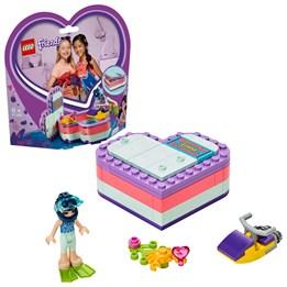 LEGO Friends 41385 - Emmas sommerhjerteboks
