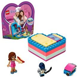 LEGO Friends 41387 - Olivias sommerhjerteboks