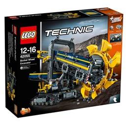 LEGO Technic 42055, Gravemaskin Med Skovlhjul