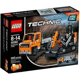 LEGO Technic 42060, Veiarbeidere