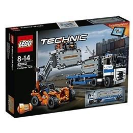 LEGO Technic 42062, Containerhavn