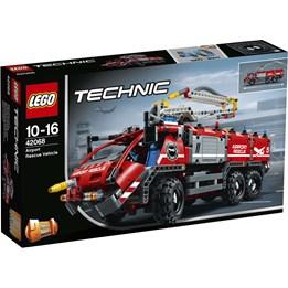 LEGO Technic 42068, Flyplassredningsbil