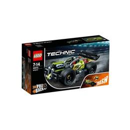 LEGO Technic 42072, KRÆSJ!