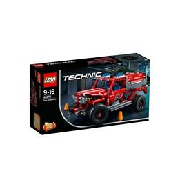 LEGO Technic 42075, Beredskapskjøretøy