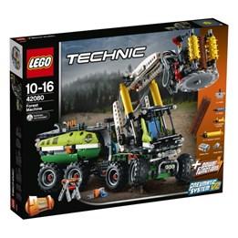 LEGO Technic 42080, Skogsmaskin