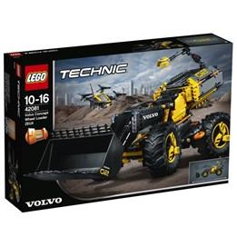 LEGO Technic 42081, Volvo konsepthjullaster ZEUX