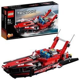 LEGO Technic 42089, Powerbåt