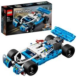 LEGO Technic 42091, Politiracer