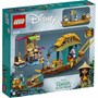 LEGO Disney Princess 43185, Bouns båt