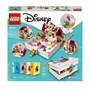 LEGO Disney Princess 43193, Eventyrboken om Ariel, Belle, Askepott og Tiana