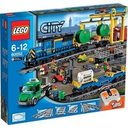 LEGO City 60052, Godstog