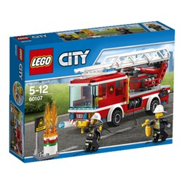 LEGO City Fire 60107, Brannvesenets Stigebil